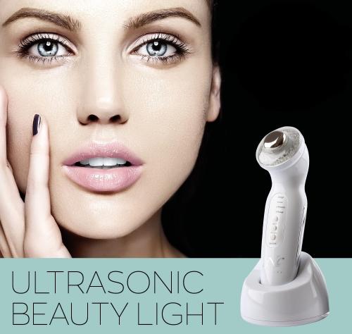 Ultrasonic Beauty Light